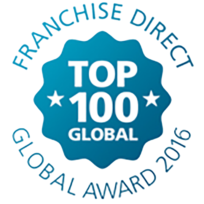 Top-100 Global Franchise Award (Franchise Directe)